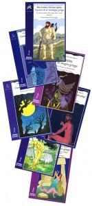 Serie Cuentos de la mitología griega
