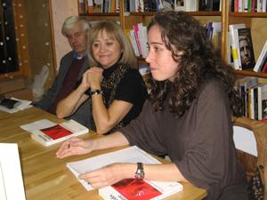 Mercedes Aguirre Castro book launch
