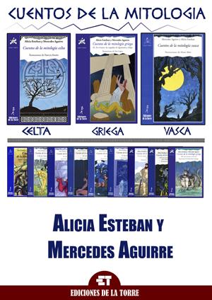 """""""Cuentos de la Mitologiao"""" de Alicia Esteban y Mercedes Aguirre"""""""