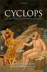 Cyclops: cover of book by Mercedes Aguirre and Richard Buxton